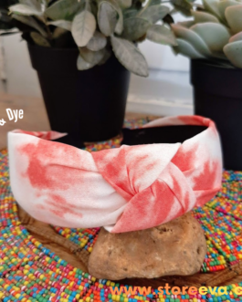Tie & Dye Printed Knot Hairbands.