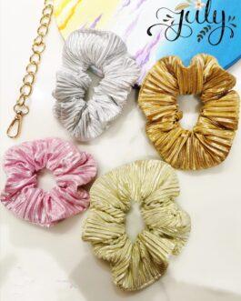 Soft Scrunchies Set of 4