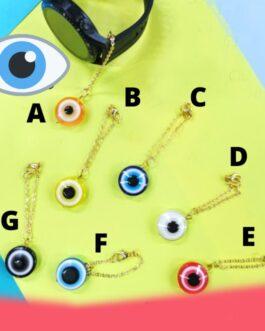 Evil Eye Watch Charm